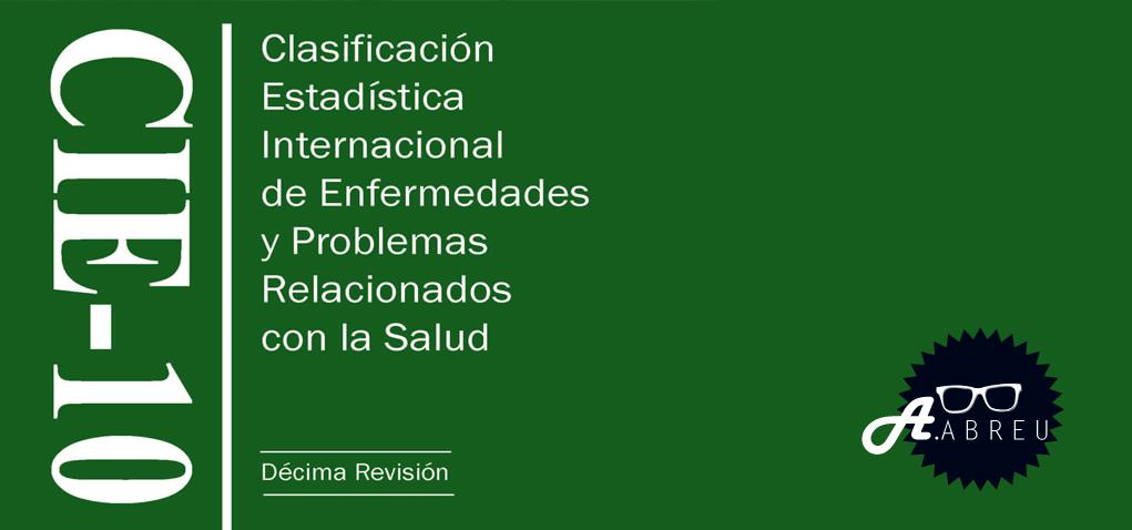 CIE 10 - LIBRO - PDF - DESCARGAR - ESPAÑOL - LIBROS PDF