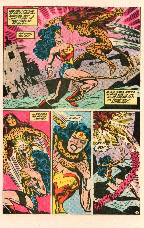 Read online Wonder Woman (1987) comic -  Issue #31 - 16