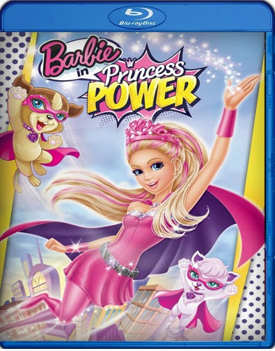Barbie In Princess Power [2015] [BD25] [Latino]