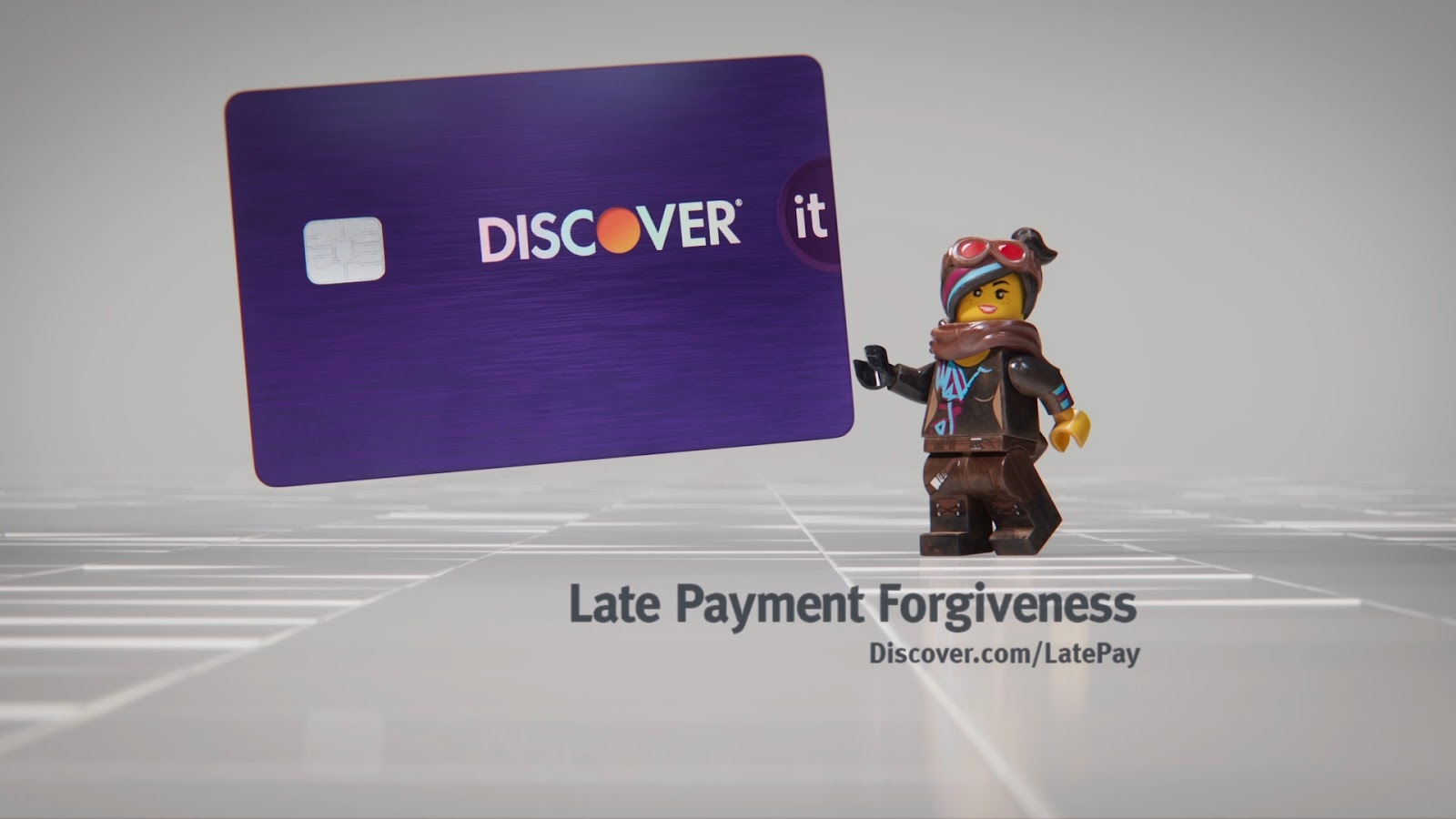 Discover Partners With Lego For Not Awesome Ad Campaign Adstasher
