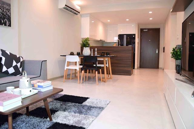 Thiết kế căn hộ Ventosa
