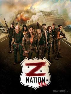 Cuộc Chiến Zombie (Phần 4) Tập 5-Z Nation (Season 4) (2017) [HD-Vietsub]