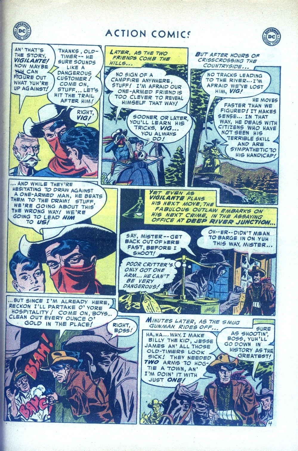 Read online Action Comics (1938) comic -  Issue #189 - 37