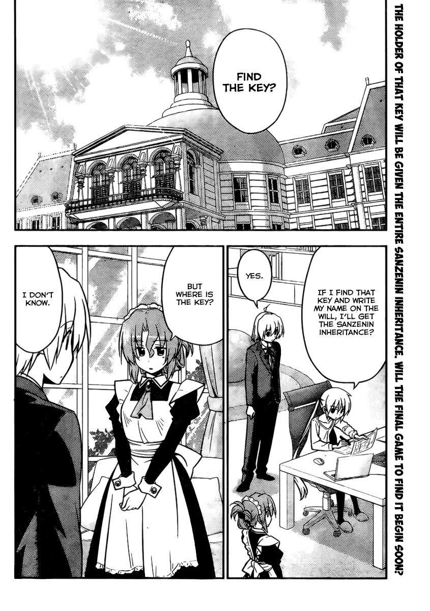 Hayate the Combat Butler - Chapter 561