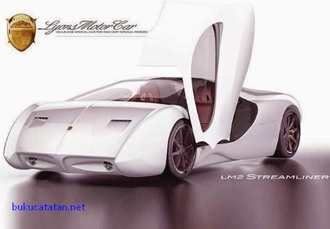Dengan Model Yang Aneh Lyons Streamliner, Hypercar 1.700 HP