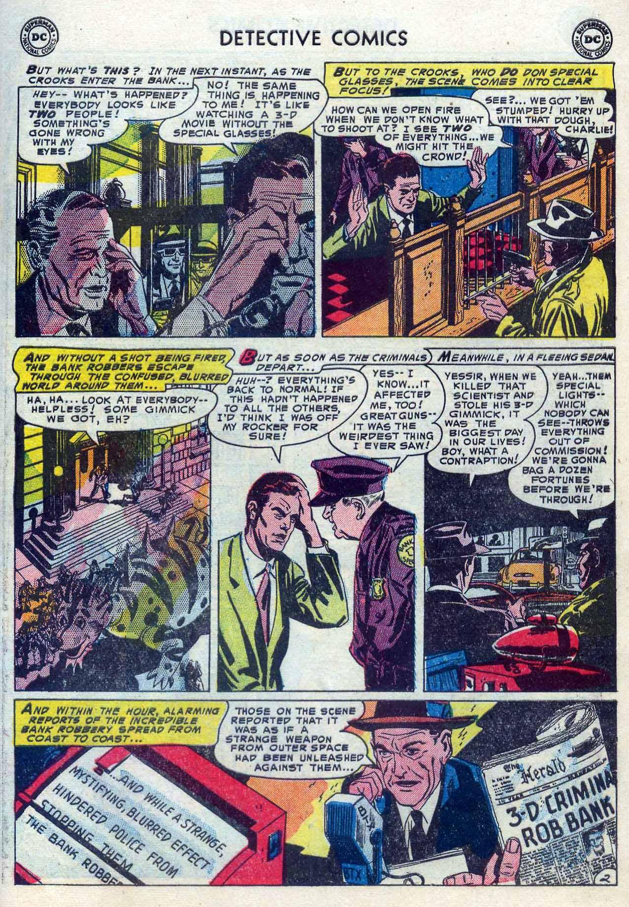 Read online Detective Comics (1937) comic -  Issue #204 - 35