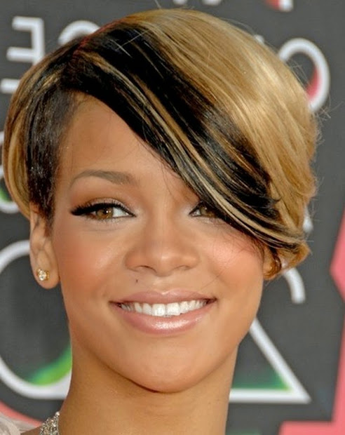 rihanna's gorgeous hairstyles