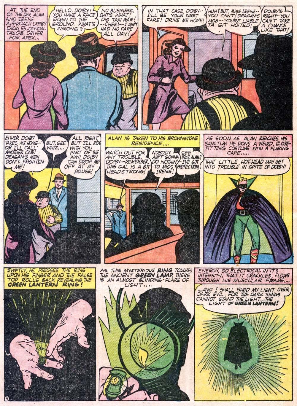 Read online All-American Comics (1939) comic -  Issue #33 - 6