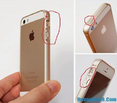 Cach kiem tra iPhone 6 qua su dung