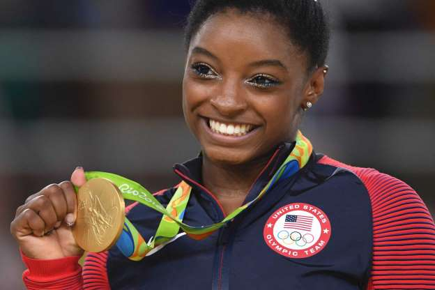 Olympic gold medalist, Simone Biles says Larry Nassar sexually abused her, too