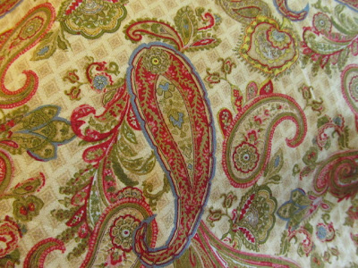 Quilt Fabric for a New Quilt