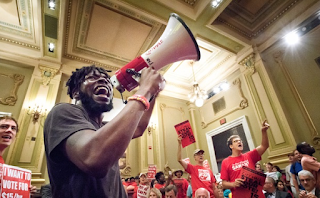 Minneapolis Hearing On $15 Minimum Wage Turns Contentious