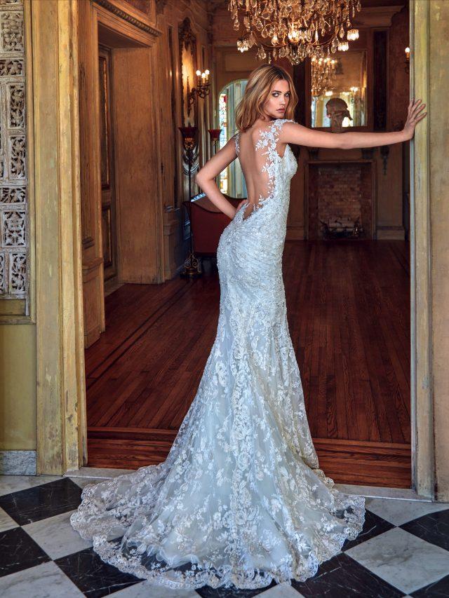 vestidos de novia elegantes y modernos