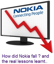 How did Nokia Fall ? the reality