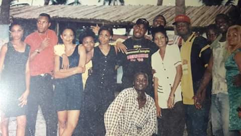 20 Years Throwback Photo Of Some Nollywood And Football Celebs (Lol)