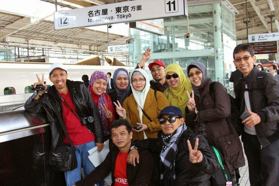 Berwisata Muslim di Jepang