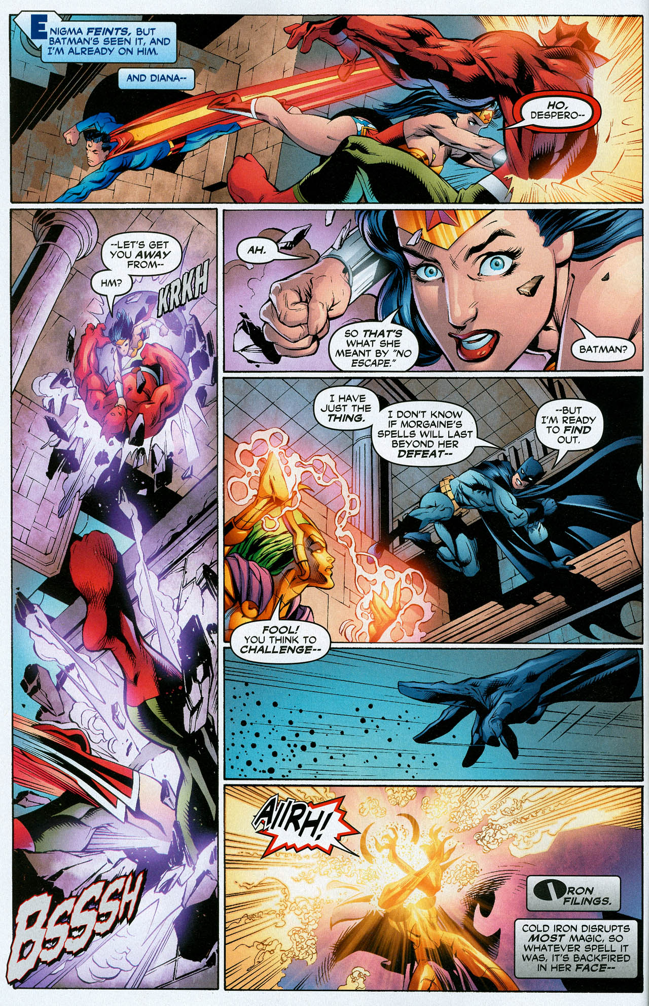 Read online Trinity (2008) comic -  Issue #16 - 7