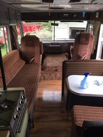 Used Rvs 1974 Barth Rv For Sale By Owner