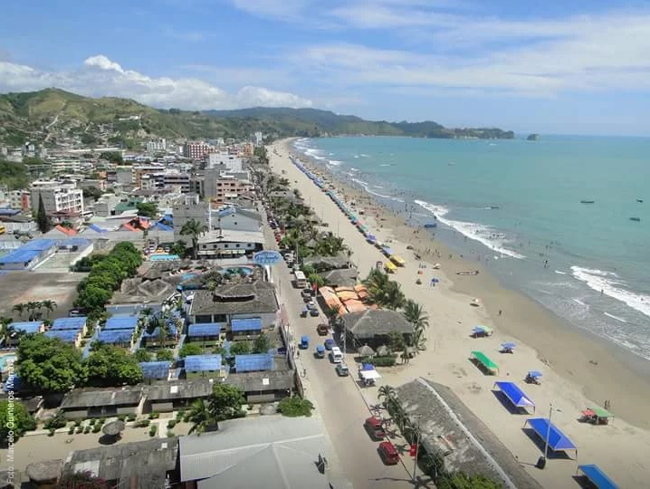 Playa de Atacames – Playas de Ecuador