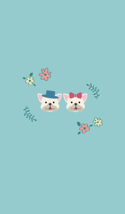 French Bulldog Couple File