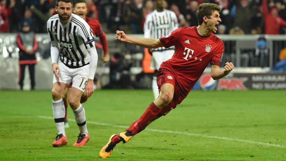 Bayern Munich en Champions League | Ximinia
