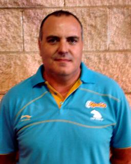 ENTREVISTA: Alfonso López, entrenador del Jaén CB masculino (2018)