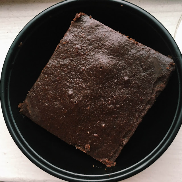 Healthy Chef Creations Brownie