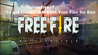 Ceton.live/ff/ || To get Diamond & Coin Free Fire for free