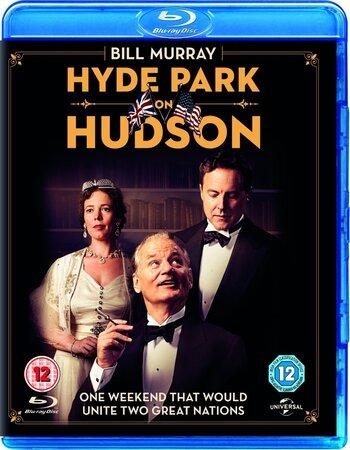 Hyde Park On Hudson (2012) Dual Audio Hindi 720p BluRay x264 ESubs