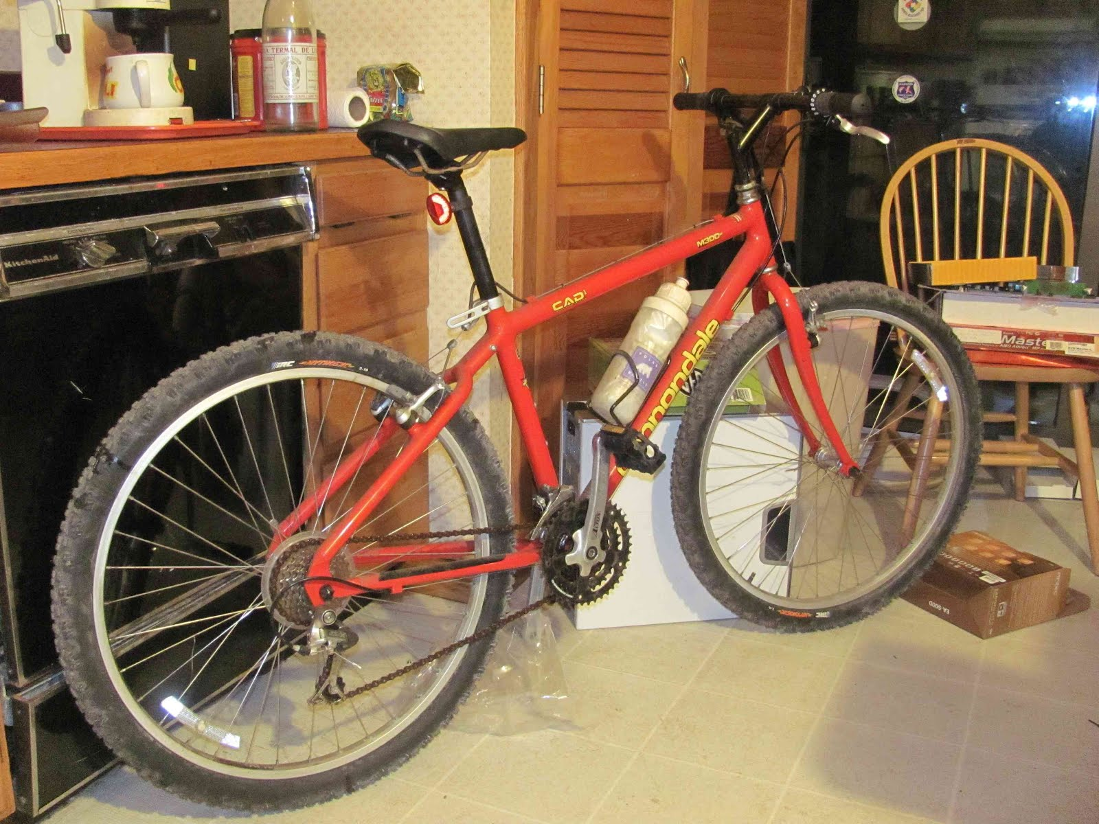 From the Pavement's Edge: Save the Cannondales: Another Rescued Classic