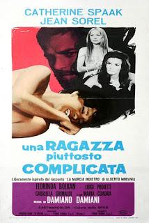 Una ragazza piuttosto complicata (1969)