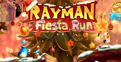 لعبة rayman fiesta run v1.2.6 مهكرة كاملة