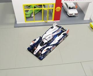 spark 1/64 Le Mans