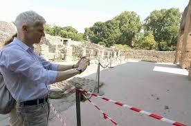 Bray, troppa burocrazia: su Pompei bisogna accelerare