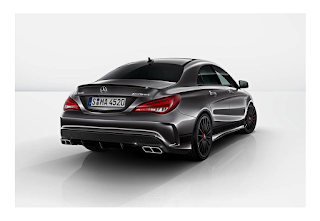 Mercedes Benz CLA แต่ง