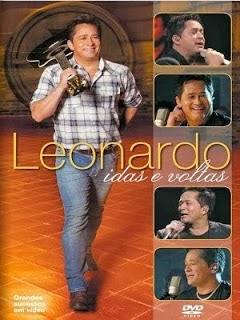 Leonardo – Idas e Voltas – DVDRip AVI + RMVB Nacional