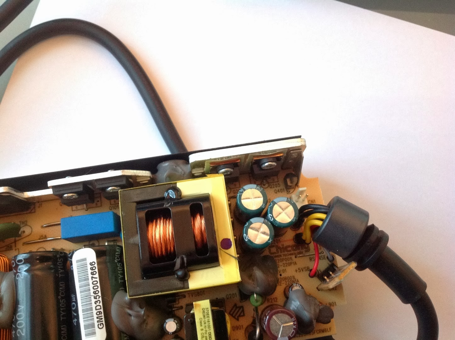 Xbox 360 Power Brick Diagram Free Wiring For You Motherboard Supply Fuse Location Library Circuit