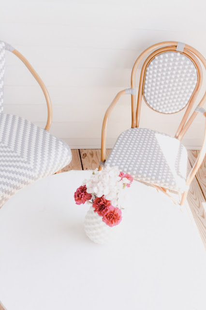 Jadoregrace.com / Our Patio Furniture and How We Make Big Purchases - Joss and Main