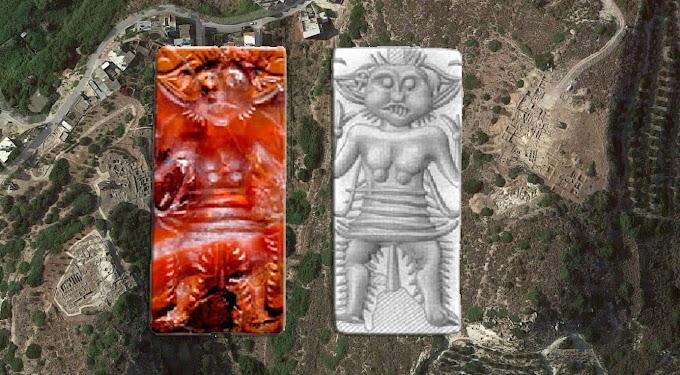 Νέα ευρήματα του 2800-1800 π.Χ. στον  μινωικό Πετρά Σητείας