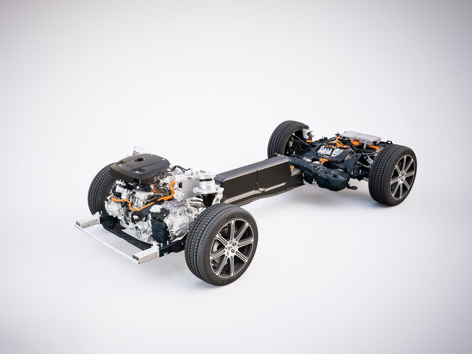 The%2Bnew%2BVolvo%2BXC60%2BT8%2Bpowertrain Είναι αυτό το ασφαλέστερο αυτοκίνητο ever; Volvo, Volvo XC60, zblog