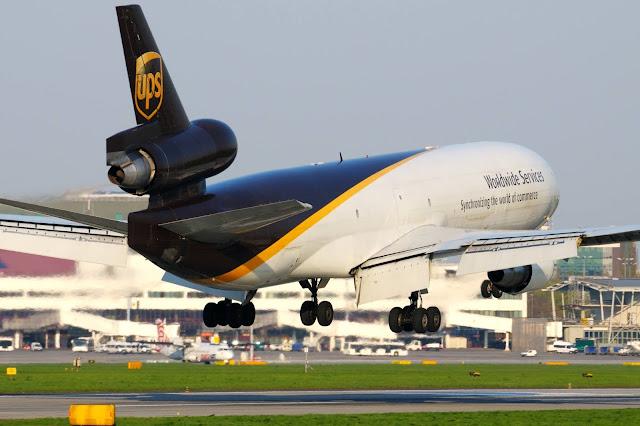 McDonnell Douglas MD-11(F) N273UP United Parcel Service (UPS)