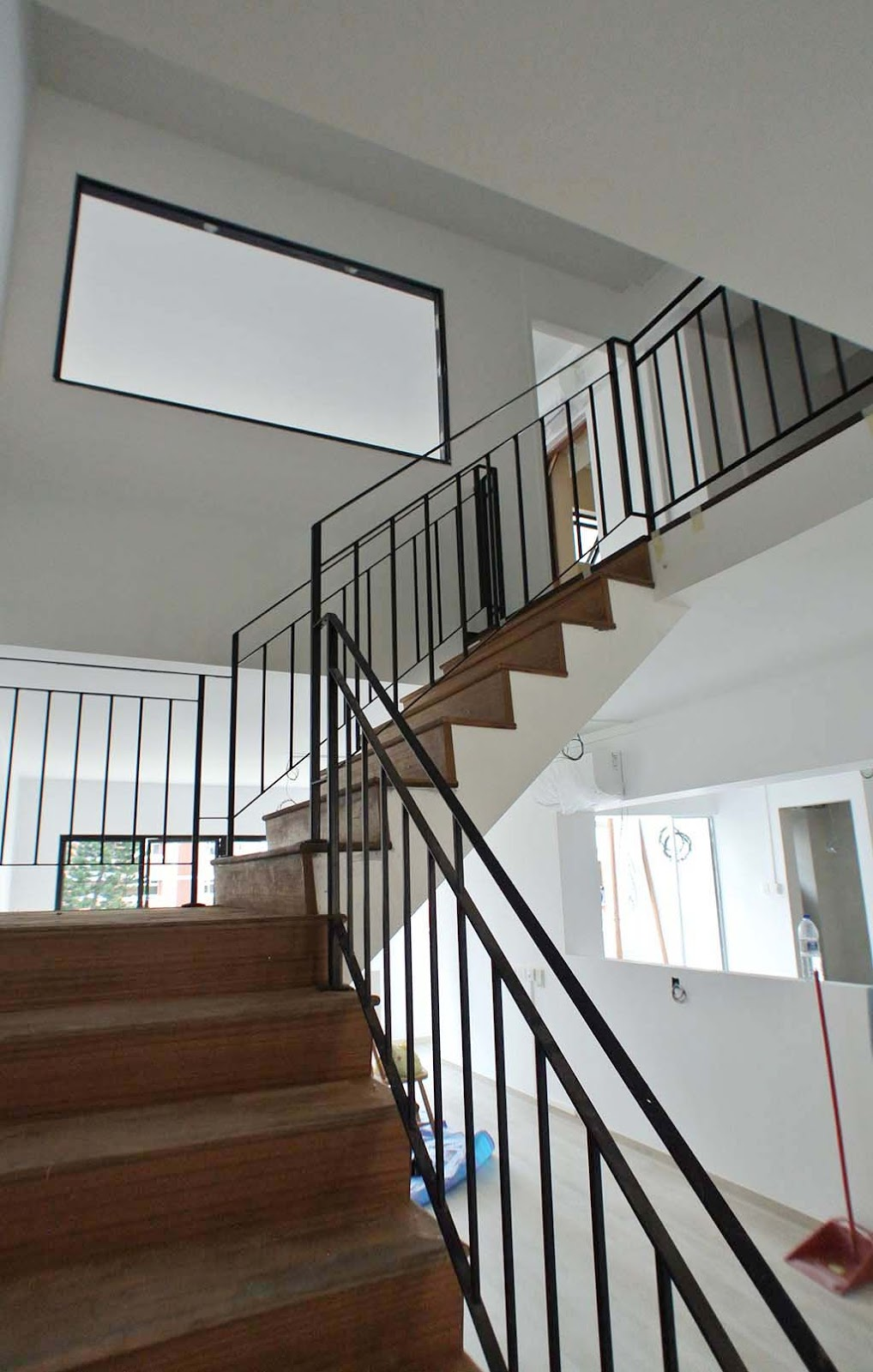 Butterpaperstudio Reno 147m Maisonette Staircase