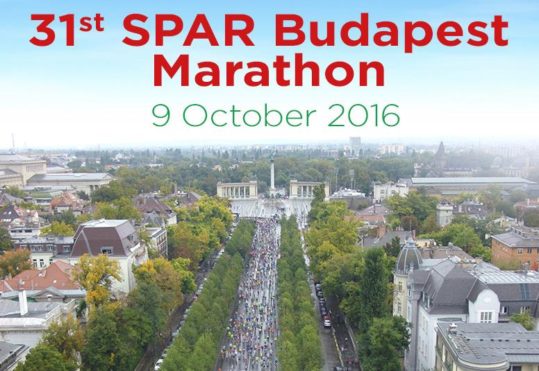 SPAR Budapest Marathon - 9 de Octubre