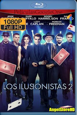 Los Ilusionistas 2 (2016) [1080p 60fps] [Latino-Inglés] [GoogleDrive] – By AngelStoreHD