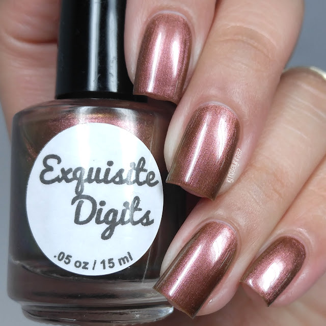 Exquisite Digits - Hello Sweetie