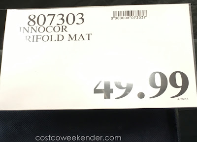 Costco 807303 - Deal for the Innocor Novaform Loungeables Versamat at Costco