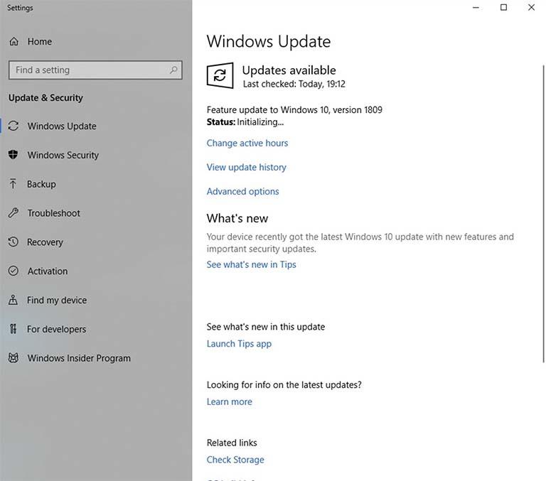Build Baru Insiders Telah Dirilis, Cikal Bakal Windows 10 October 2018 Update