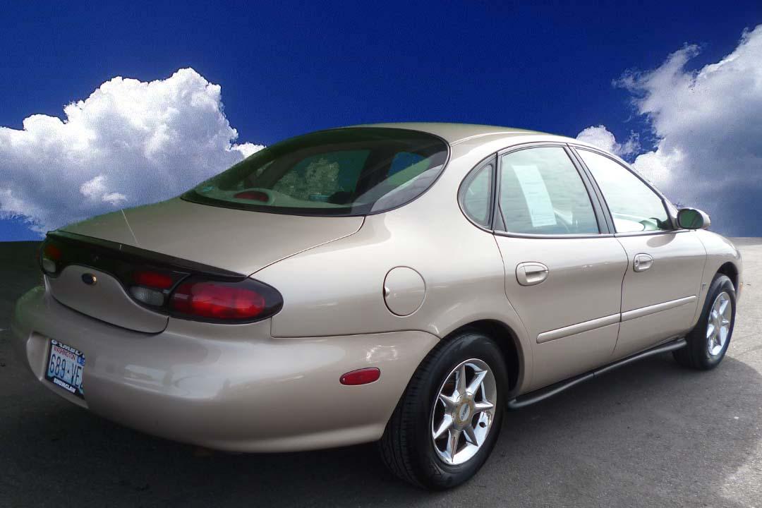 Ford Dealership Tacoma >> Gamblin Motors: 1998 Ford Taurus SE