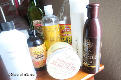 JANUARY 2017 NATURAL HAIR PRODUCTS EMPTIES DiscoveringNatural