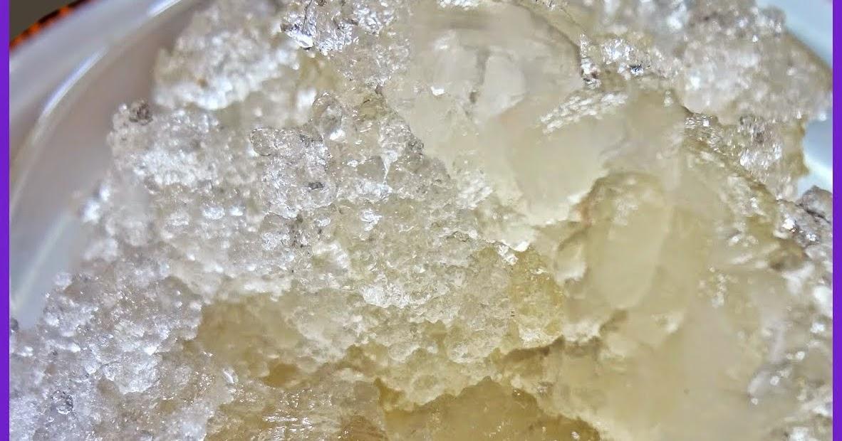 Khubsurat Beauty Tips Badam Pisin Almond Gum Cooling